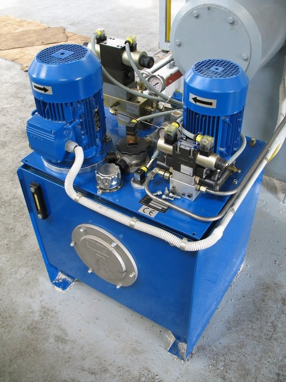 Hydraulická stanice 32 MPa<br />